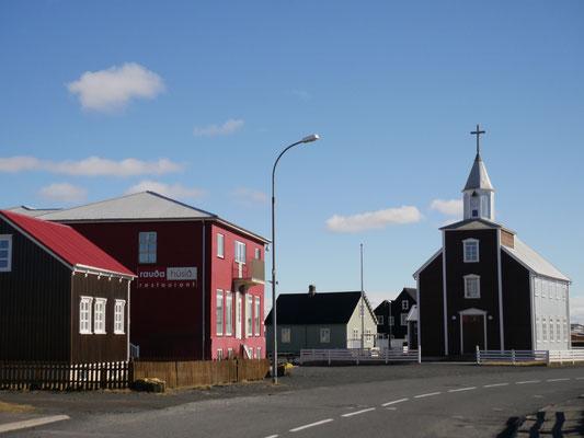 Voyage road trip 10 jours en Islande - Eyrarbakki