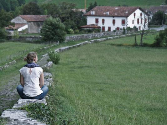 Campagne et montagne dans le Pays Basque