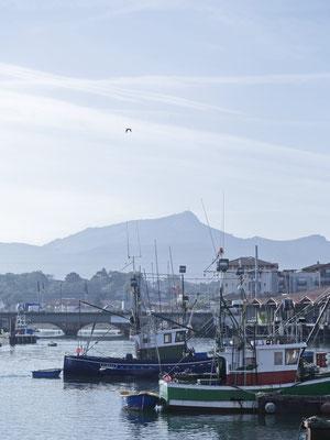 Port de Saint-Jean-de-Luz, Pays Basque