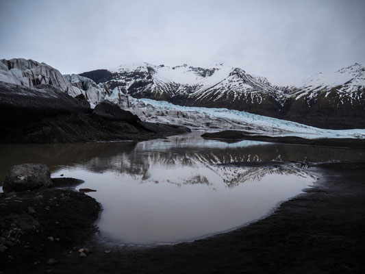 Skaftafellsjokull - Road trip 10 jours en Islande
