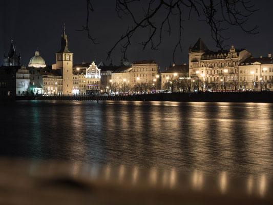 Séjour à Prague de nuit
