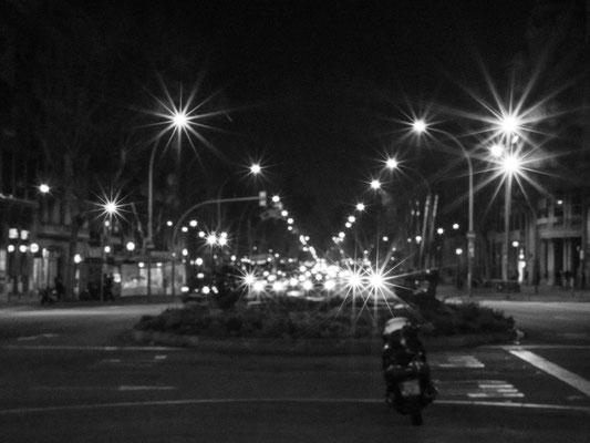 Barcelone de nuit