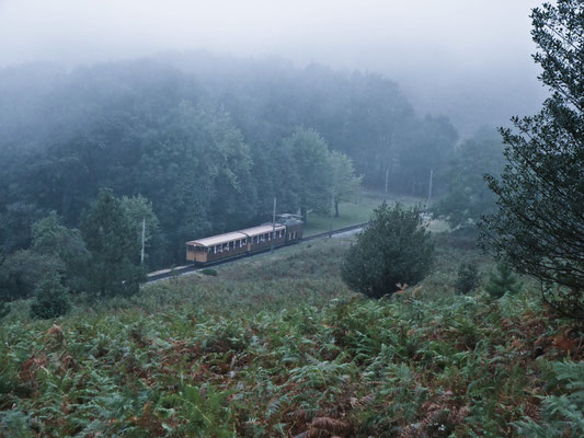 Petit train de la Rhune, Pays Basque