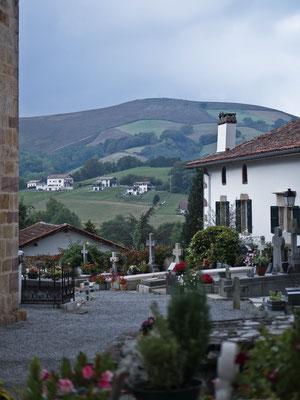 Pays Basque, montagne