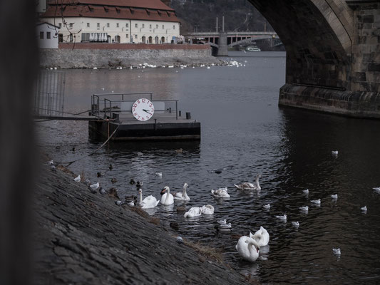 Séjour à Prague en hiver