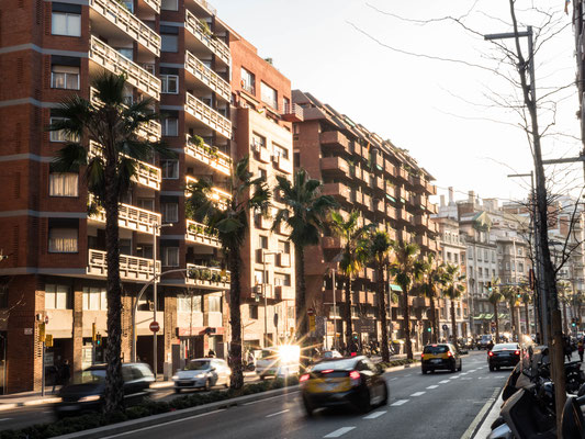 Rues de Barcelone