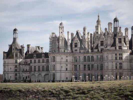 Reportage photos Château de Chambord