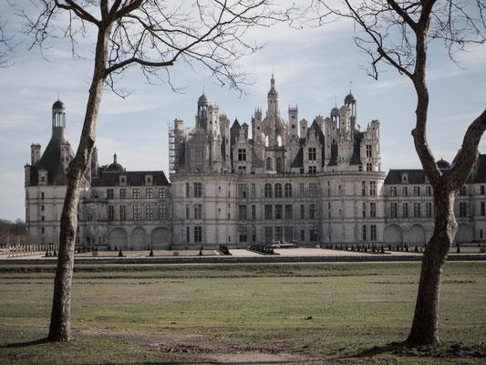 Château de Chambord, châteaux de la Loire