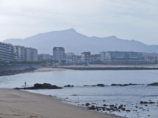Plage de Saint-Jean-de-Luz, Pays Basque