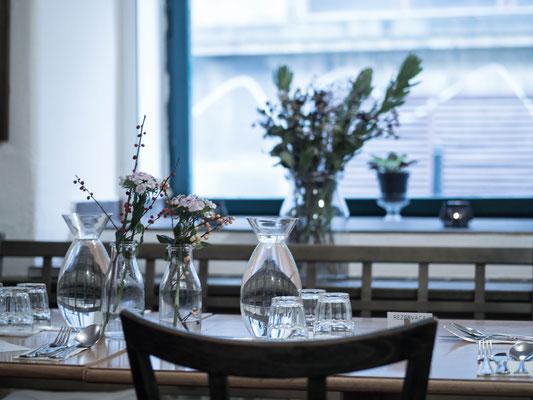 Séjour à Prague, restaurant végétarien