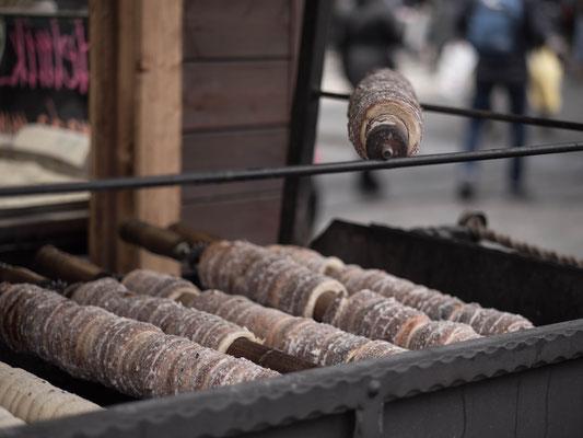 Séjour à Prague, marché de noël