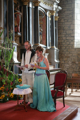 Mariage médiéval-Breton