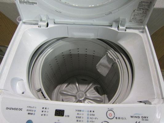 中古販売、全自動洗濯機