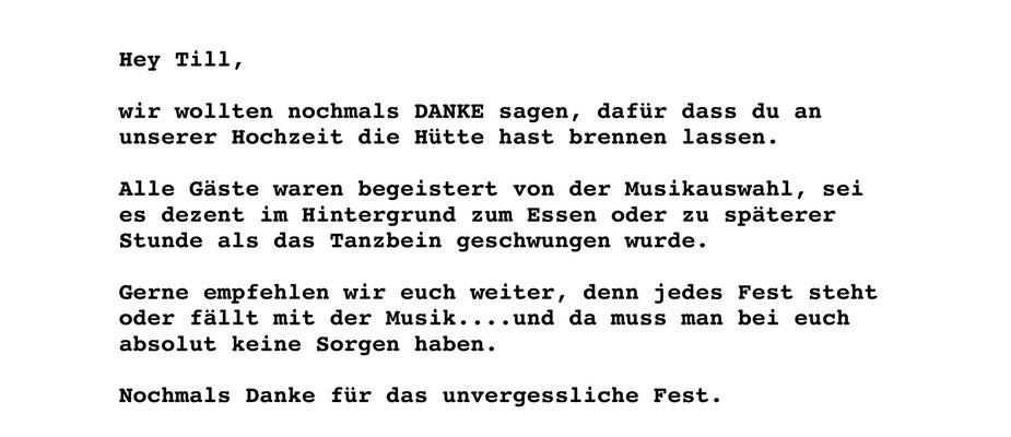 Profi Dj Für Hochzeit Firmenfeier Events Esslingen