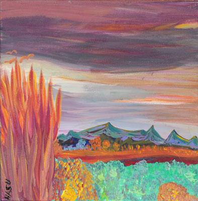Bild Nr. 22, Format 30/30, Sambia, Preis Fr. 130.00