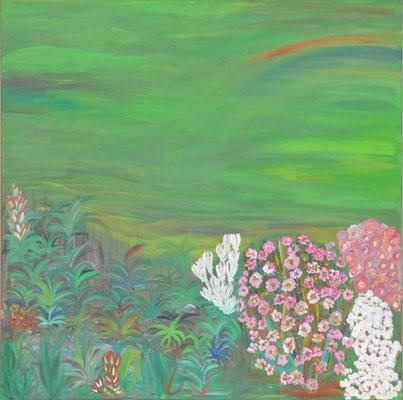 Bild Nr. 151, Format 80/80, Genussvolle Farben, Preis Fr. 890.00