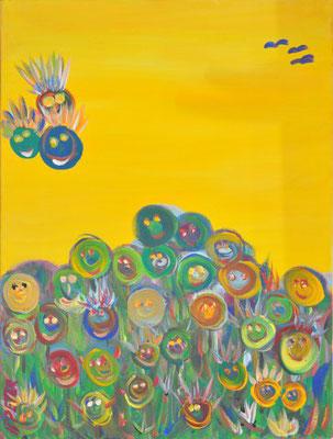Bild Nr. 34, Format 30/40, Kinderzimmer Malkunst, Preis Fr. 120.00