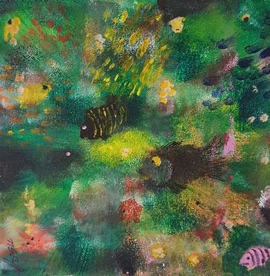 Bild Nr. 345, Format 20/20, Unterwasser, Preis Fr. 85.00