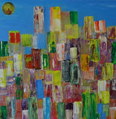 Bild Nr. 238, Format 40/40, Container Abstrakt, Preis Fr. 190.00