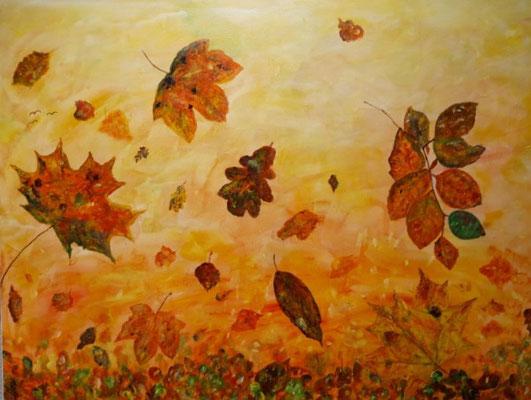Bild Nr. 347, Format 80/60, Herbst, Preis Fr. 710.00
