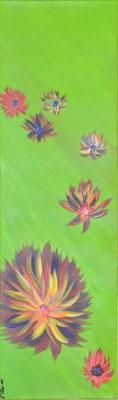 Bild Nr. 50, Format 30/100, Frühlingserwachen 4, Preis Fr. 420.00