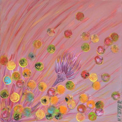 Bild Nr. 73, Format 50/50, Leichtigkeit + Leidenschaft, Preis Fr. 290.00