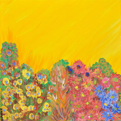 Bild Nr. 75, Format 50/50, Verlockender Garten, Preis Fr. 290.00