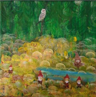 Bild Nr. 322, Format 20/20, Das kleine Wunderland, Preis Fr. 85.00
