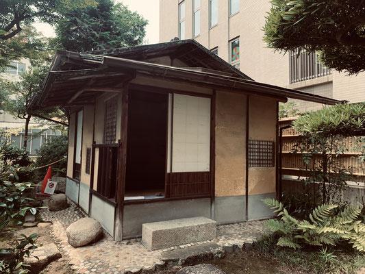 茶室「撫松庵(ぶしょうあん)」