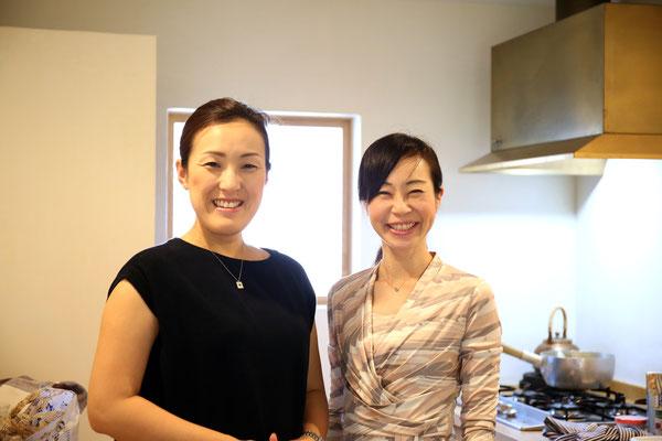 左)野菜ソムリエ|林和子さん