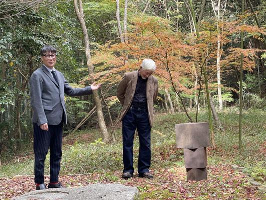 赤木さんと榎本さん