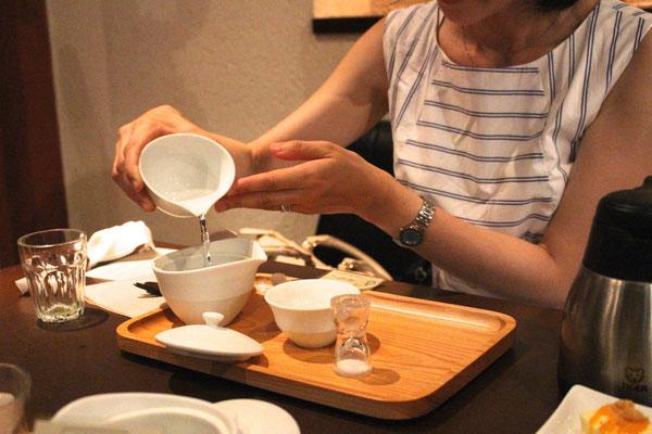 かぶせ茶 煎茶と玉露の間のお茶