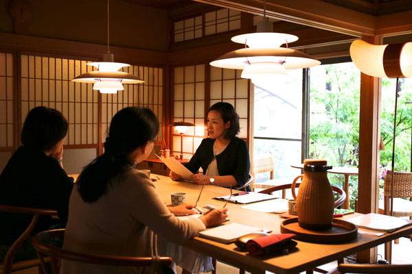 野菜ソムリエの林和子さんにも理論編を担当して頂きました