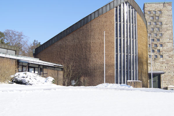 Kirche am Wachtküppel - Sankt Wendelinus Kapelle