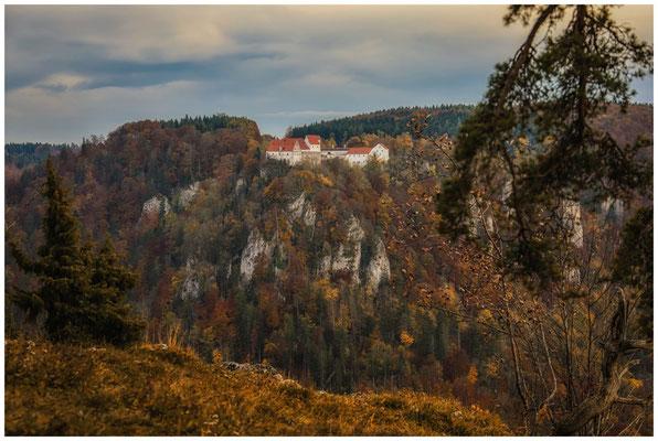 Burg Wildenstein - Donautal 1515