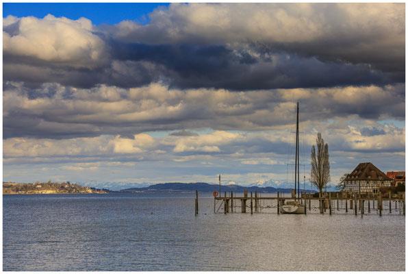 Bodman mit Blick auf die alte Greth und den Überlinger See 2034