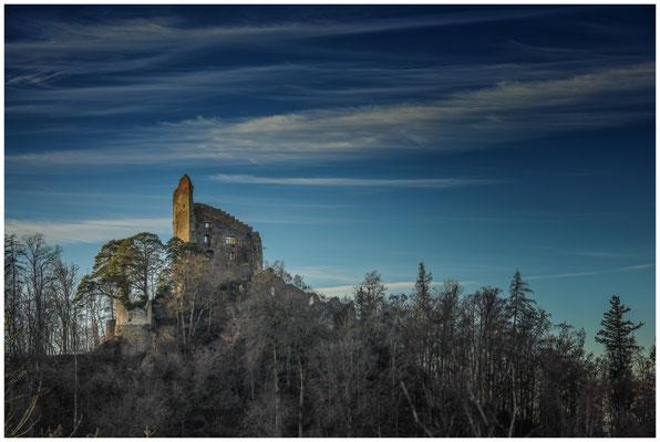 Ruine Altbodman 1758