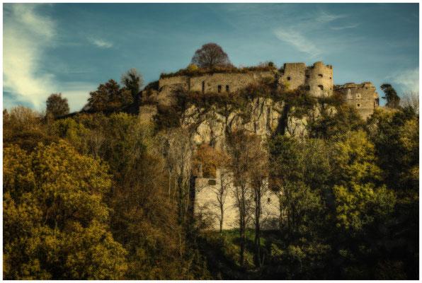 Burgruine Hohentwiel bei Singen 1268