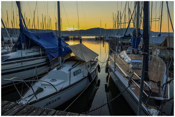 Boote im Jachthafen Bodman 0135
