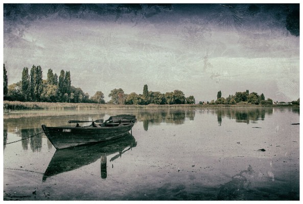 Fischerboot auf der Insel Reichenau 0245