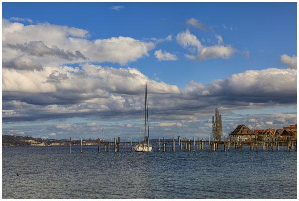 Bodman mit Blick auf die alte Greth und den Überlinger See 2014