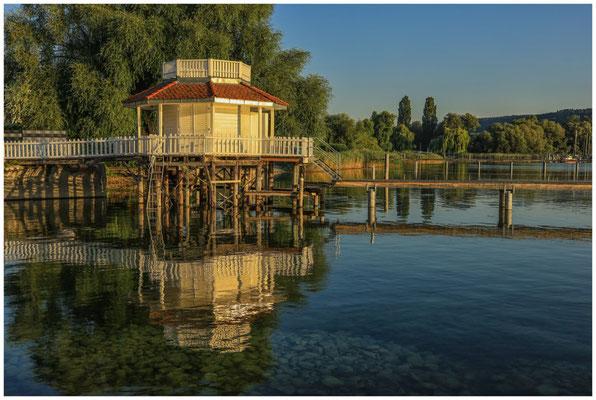 Bootshaus im Morgenlicht 0197