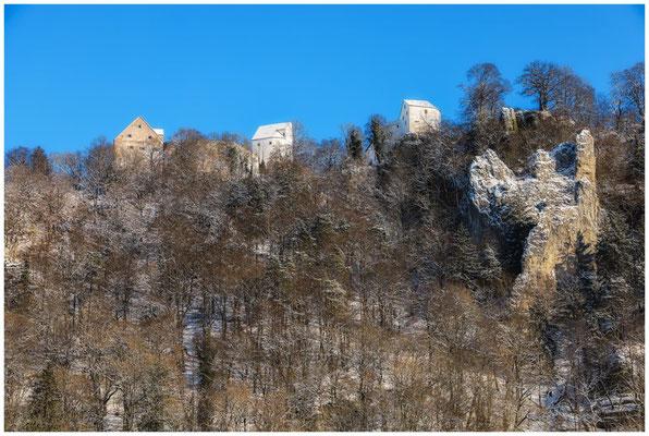 Burg Wildenstein im Naturpark Obere Donau 5804