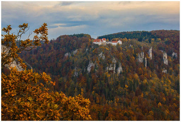 Burg Wildenstein - Donautal 1506