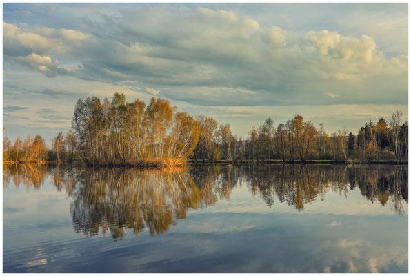 Uferlandschaft Nillsee 2250