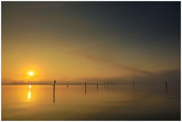 Morgenstimmung am Zeller See bei Moos 3526