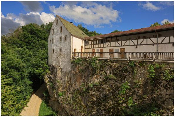 Burg Wildenstein - Vorburg 7764