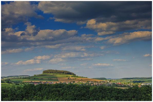 Der Wannenberg bei Tengen 2818