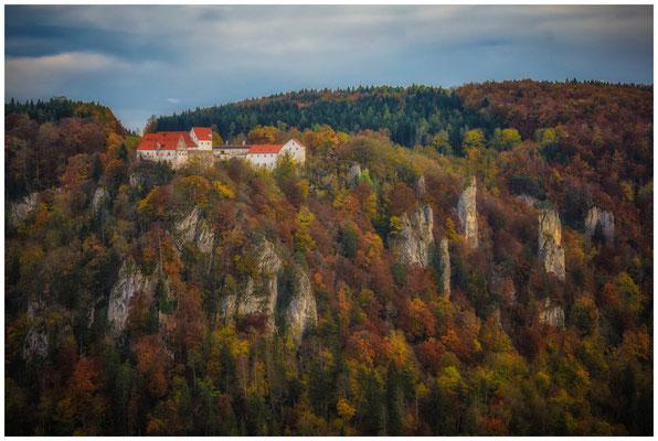 Burg Wildenstein - Donautal 1500