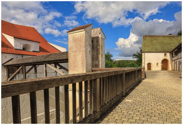 Burg Wildenstein - Vorburg 7765